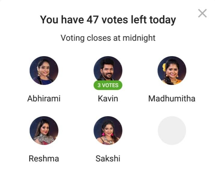 Bigg Boss Tamil Season 3: Sakshi To Be Eliminated This Week?