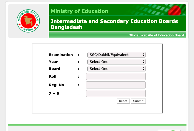 BD HSC Result 2019 with full mark sheet to be declared tomorrow