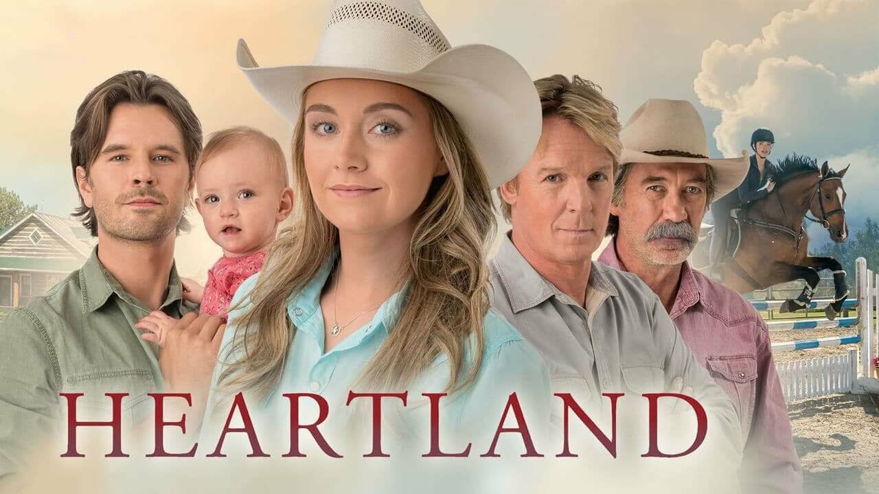 Heartland Season 11 Coming to Netflix in August 2019 - Cast , Plot and Trailer Here