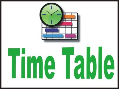 time-table-1