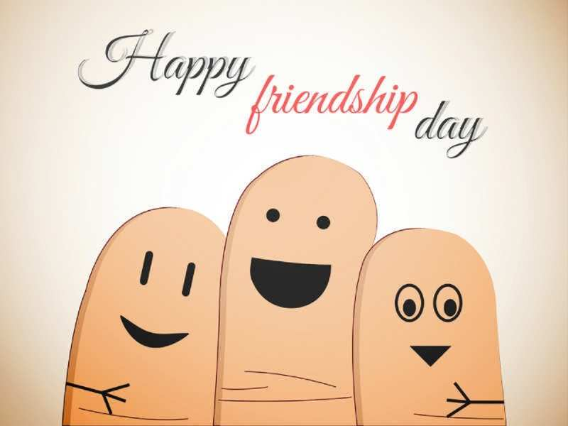 Happy Friendship Day 2019 - Best Quotes, Images, Wishes & Messages to send your friends