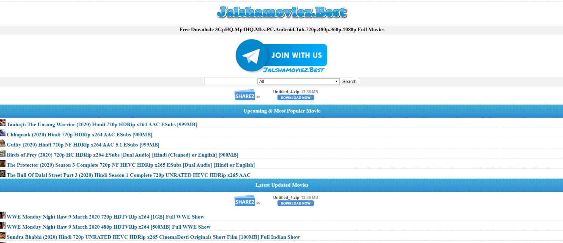 Jalshamoviez-link-proxy-address-site-url