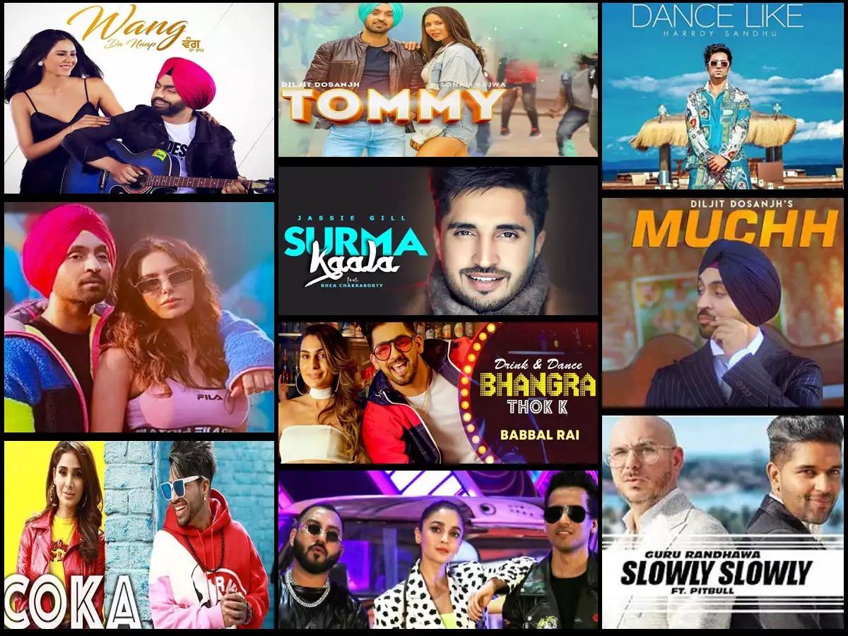 Djpunjab 2021: Mp3 New Punjabi Songs Download