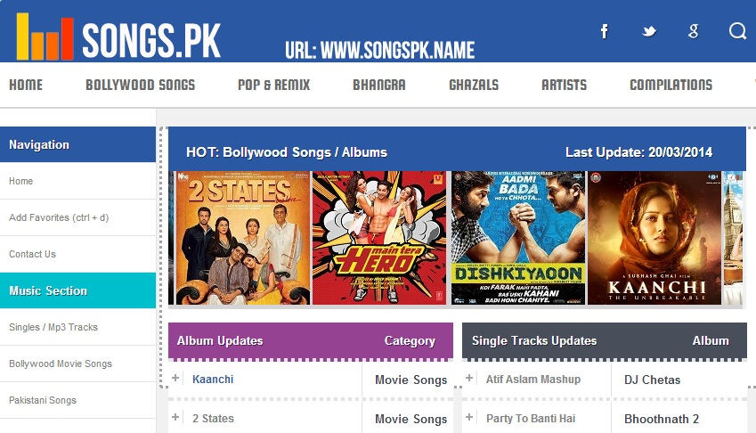 SongsPk Website 2021: Bollywood Mp3 Songs Download | High-Quality(Mp3) - Is it Legal?