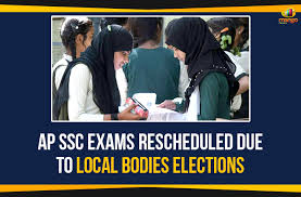AP SSC 10th Class 2020 Examinations Postponed - New Revised TimeTable