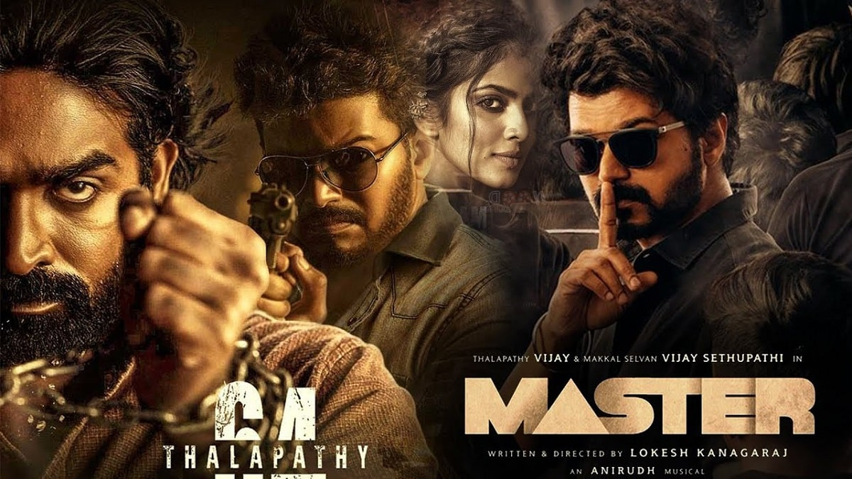 Vijay Master Movie Release Date, Run Time, Budget, Cast, Teaser / Trailer and Songs