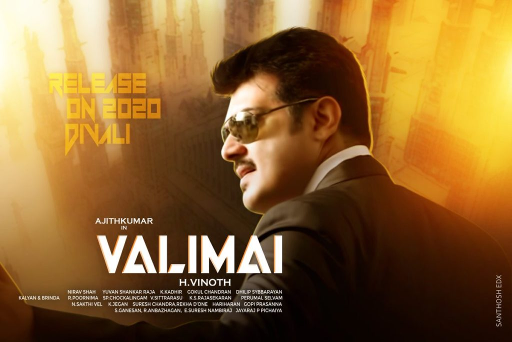 Ajith Valimai Movie Release Date, Cast, Trailer, Teaser, Budget and Run Time