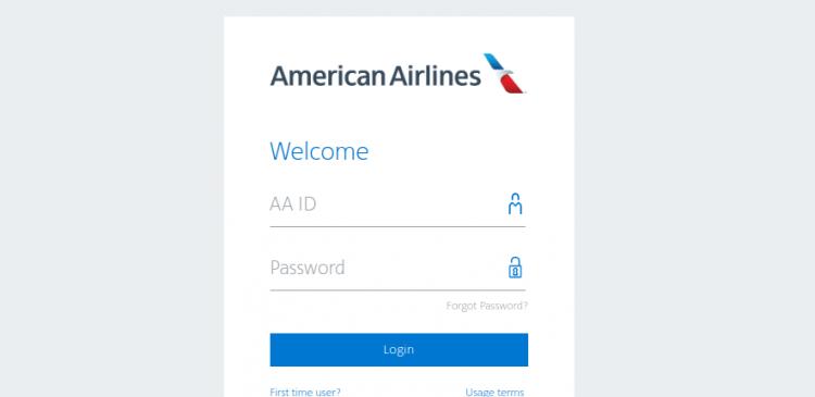 Newjetnet.AA.com – American Airline Employee Portal Login / Sign In
