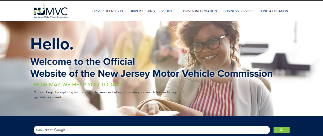NJMCDirect Online - New Jersey Traffic Ticket Payment at www.NJMCDirect.com