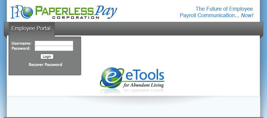 My eStub Paperless Pay Login at www.my-estub.com - Employee Portal