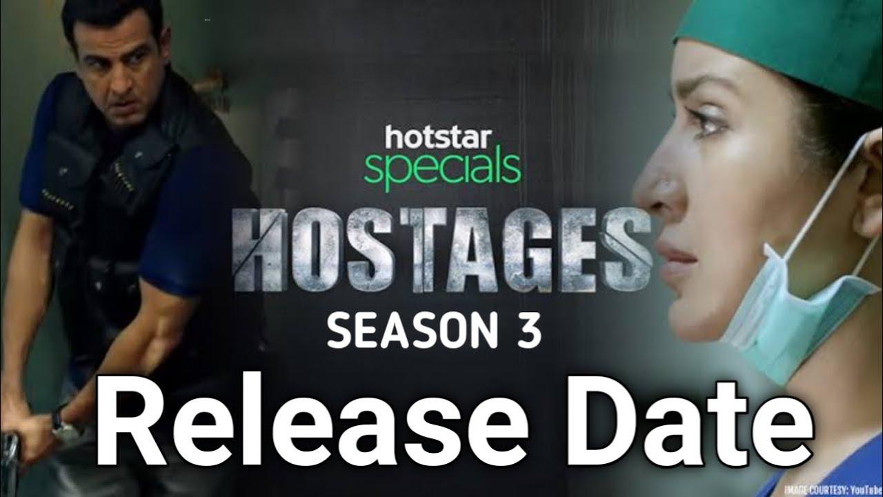 Hostages Season 3