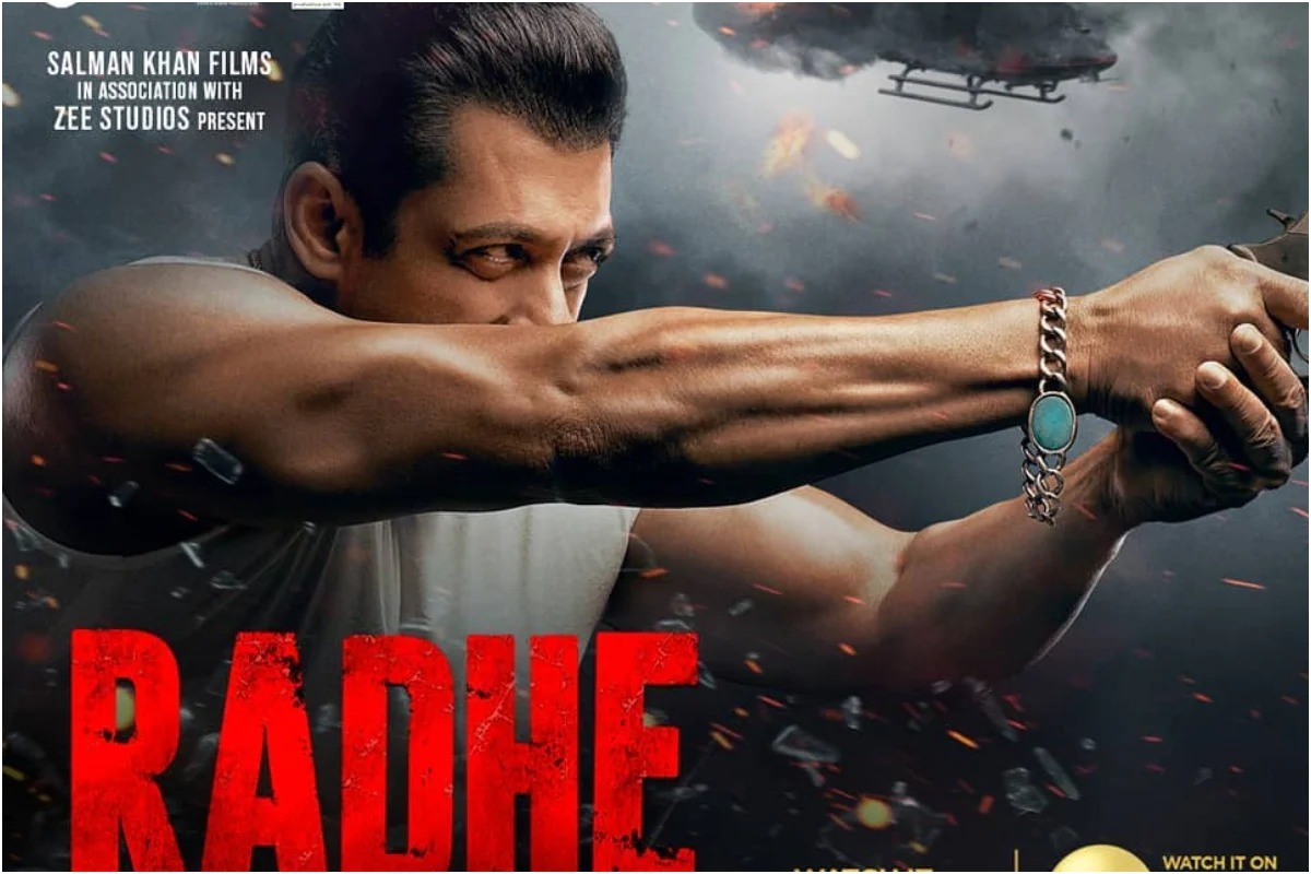 Salman Khan's 'Radhe' To Have Theatrical And OTT Release On The Same Day - 13th May