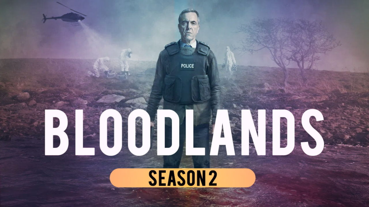 Bloodlands series 2 release date, Cast, and Slot.