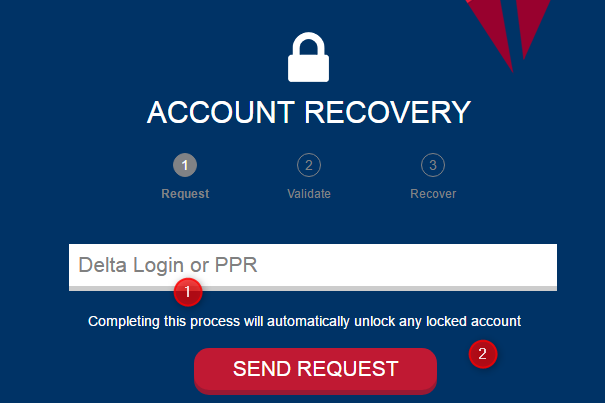 Deltanet-Password-Recovery