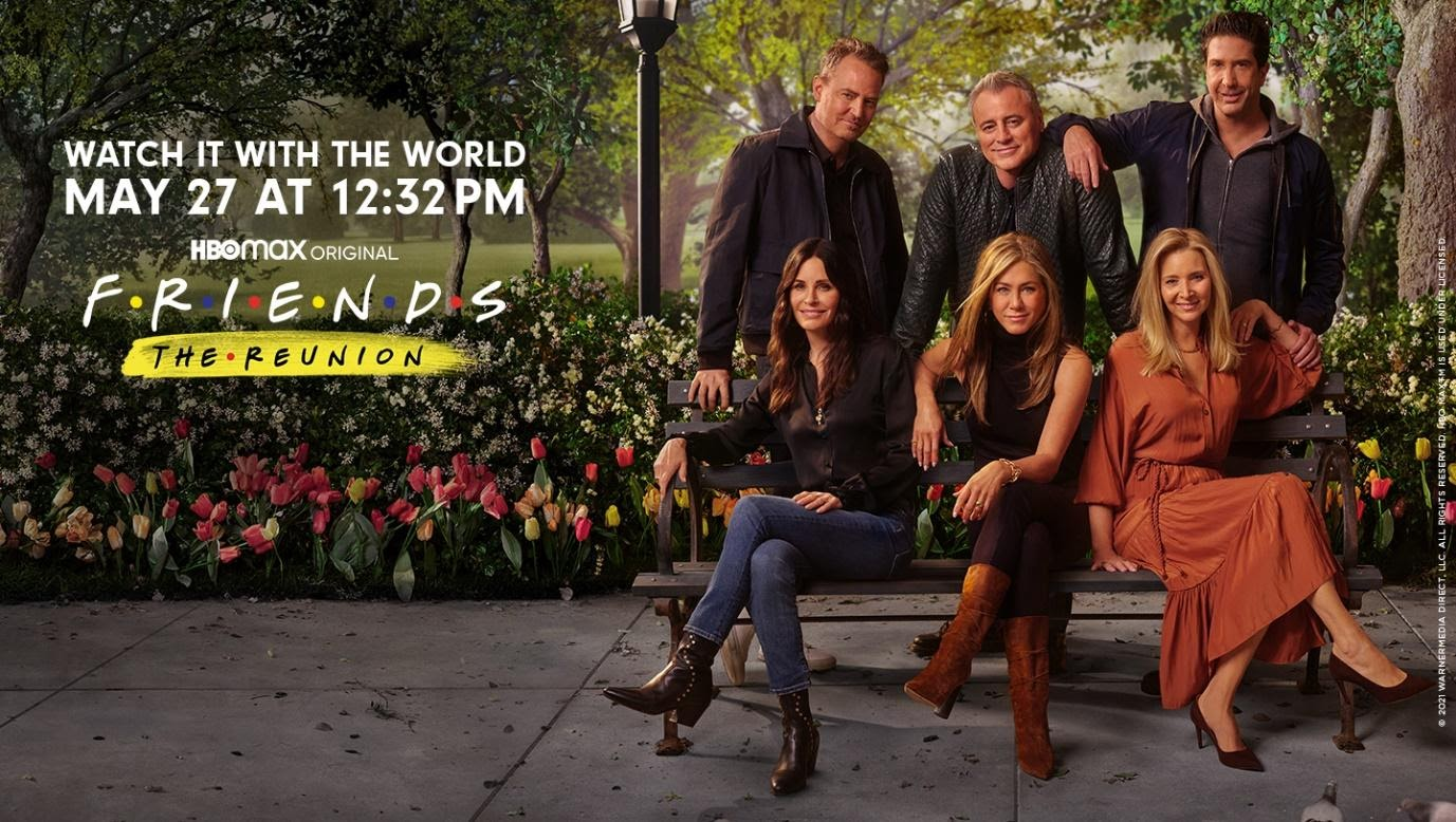 Things To Expect From Friends: The Reunion On ZEE5