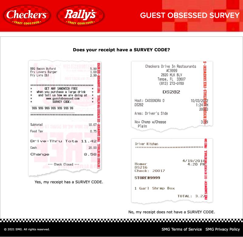 GuestObsessed Customer Feedback Survey page