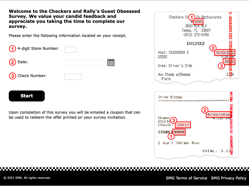 GuestObsessed feedback form without Survey Code