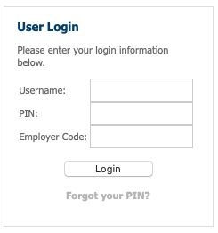 USPayserve login box