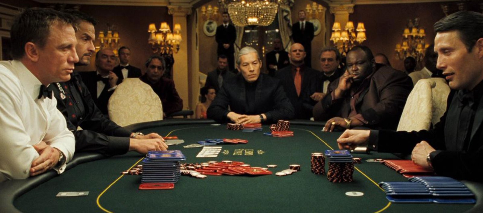 Ranking the Top 7 Casino and Gambling Movies, You Need to Watch