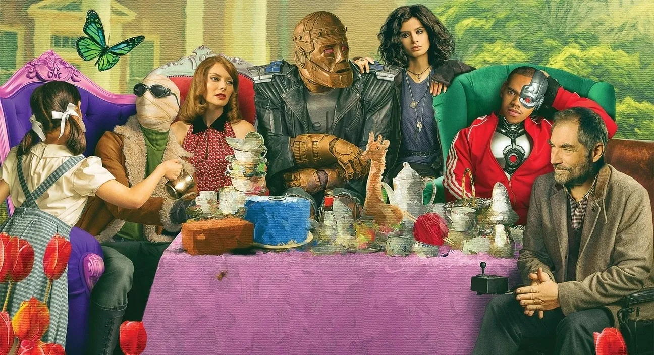 Doom Patrol Season 3: Good News For Fans, Filming Is Finally Wrapped Up!!