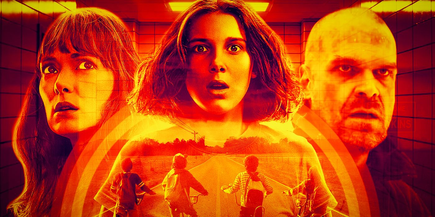 Stranger Things Season 4 Release Date Latest Updates and Cast