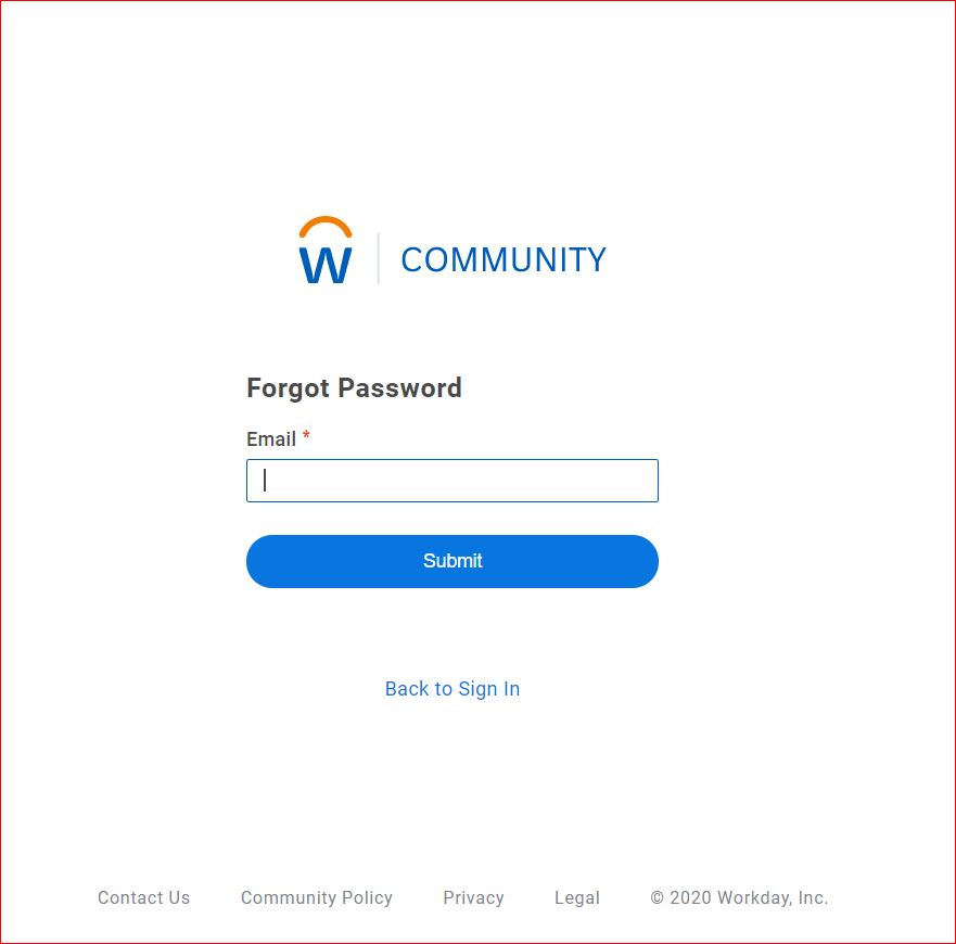 MyHR Workday - Workday HR System Login At community.workday.com