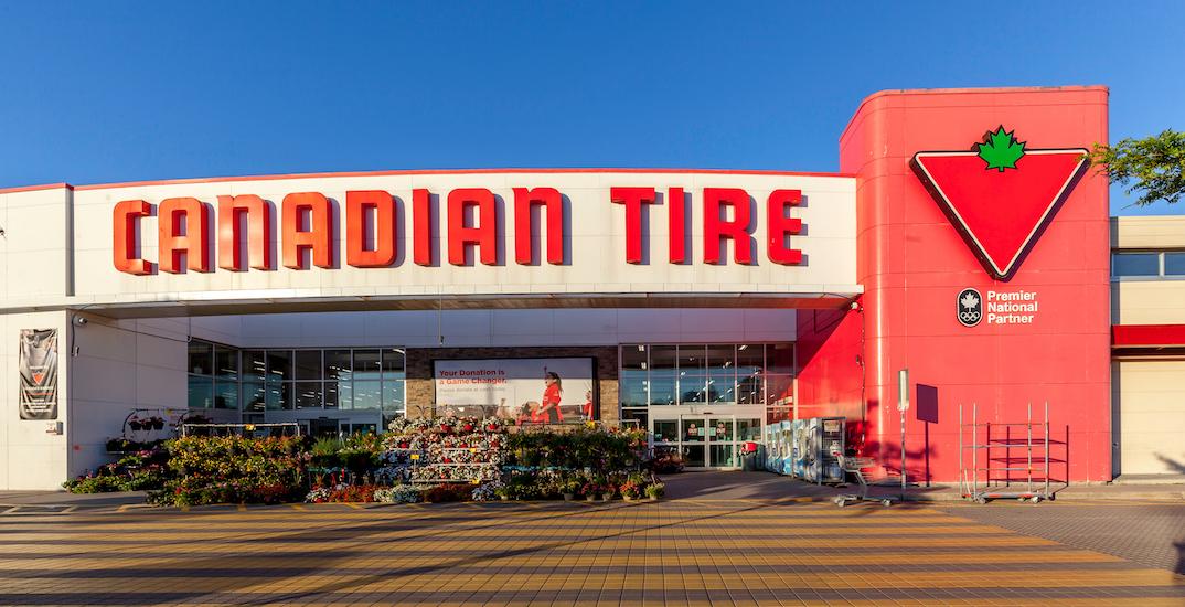 www.TellCdnTire.com - Canadian Tire Customer Satisfaction Win $1000