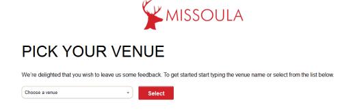 Missoula Customer Satisfaction Survey - www.meandmymissoula.com