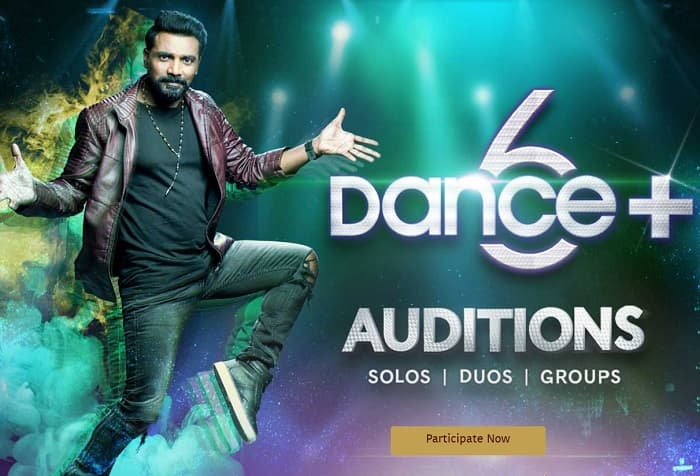 Dance Plus Season 6 Auditions: Apply for the Competition from Home