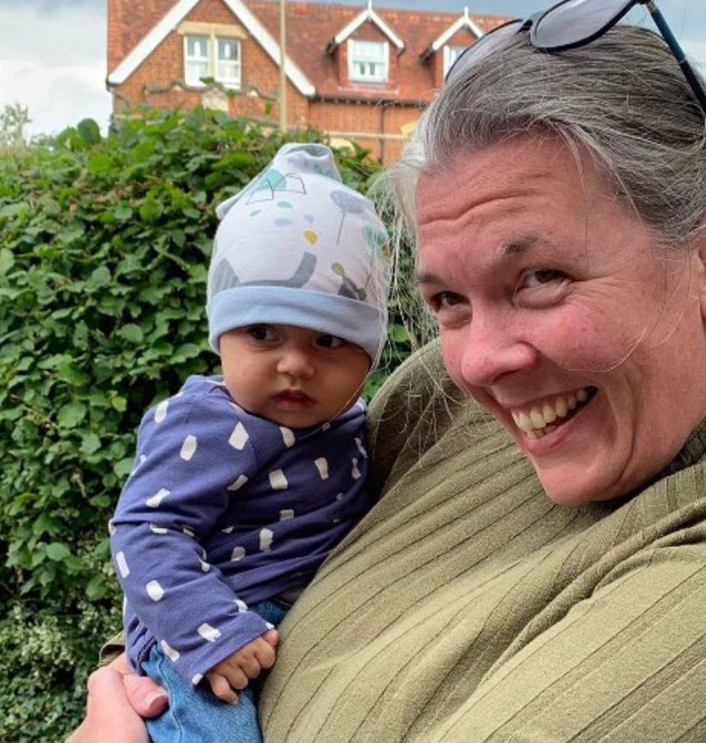 'Relief' for campaigner after meeting family she helped flee Afghanistan