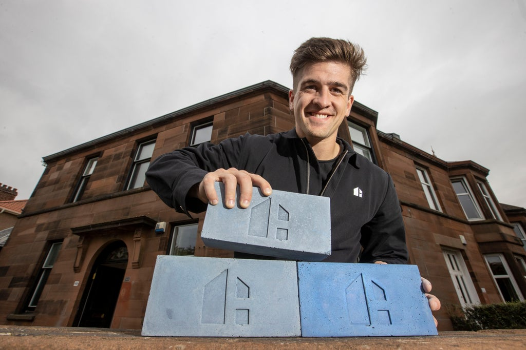 'World's most expensive brick' up for grabs at £25,000