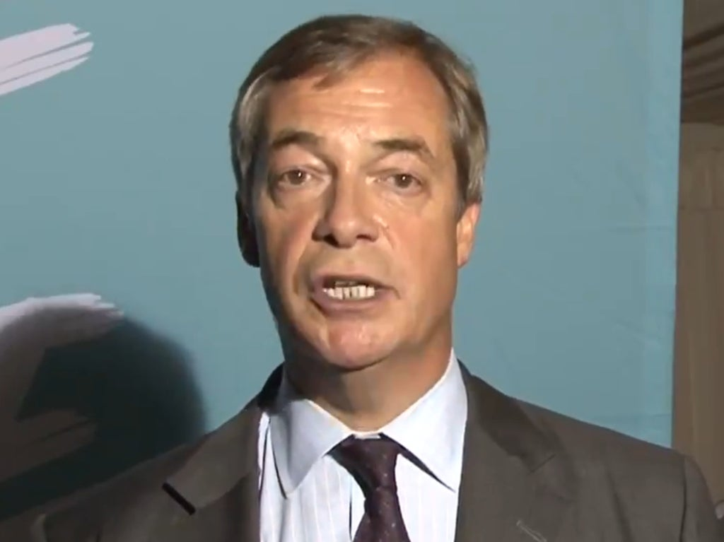 'You reap what you sow': Farage roasted after complaining about the fuel crisis (and he was also hit by a van)