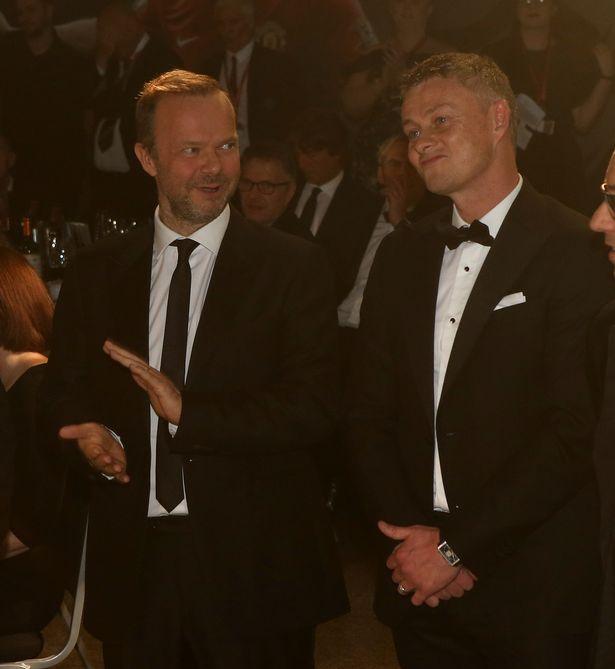 Woodward is still backing Ole Gunnar Solskjaer for success