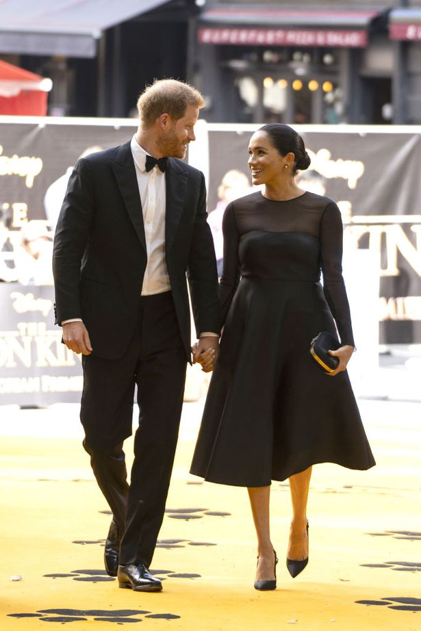 Harry and Meghan featured on the cover of the popular magazine