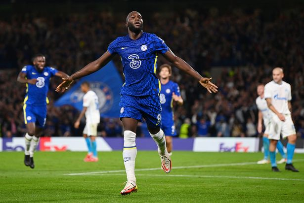 Lukaku has scored four goals in four games to start his second Chelsea spell