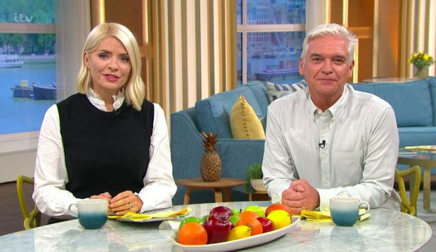 Holly and Phil returned to the This Morning sofa earlier this month after the summer break