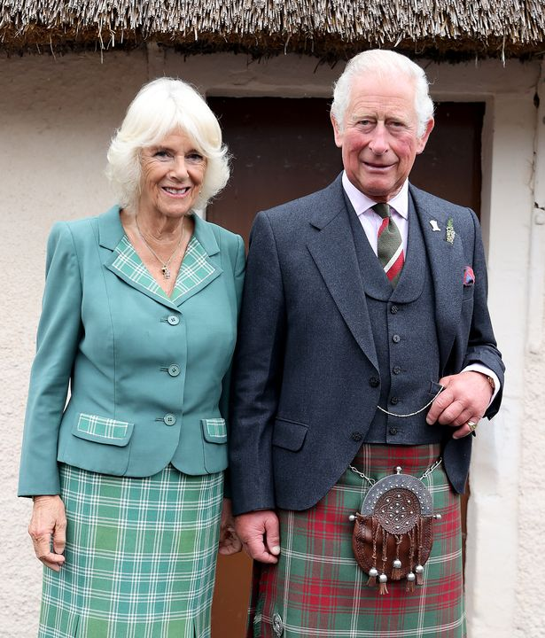 Camilla 'happy' for Prince Charles to take 'centre stage' in public, says expert