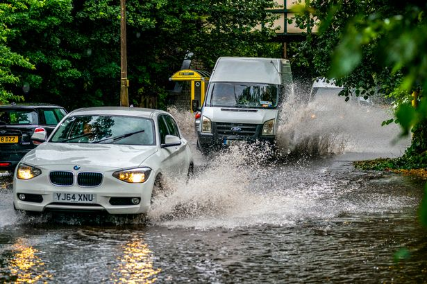 Flooding in local areas and damage to homes and businesses could cause issues