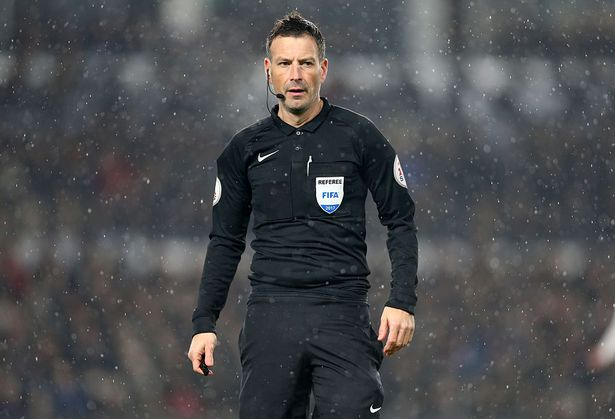 Clattenburg grew frustrated with Mourinho's protests