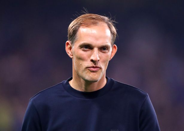Chelsea Manager Thomas Tuchel during the UEFA Champions League group H match between Chelsea FC and Zenit St. Petersburg at Stamford Bridge on September 14, 2021 in London, England.