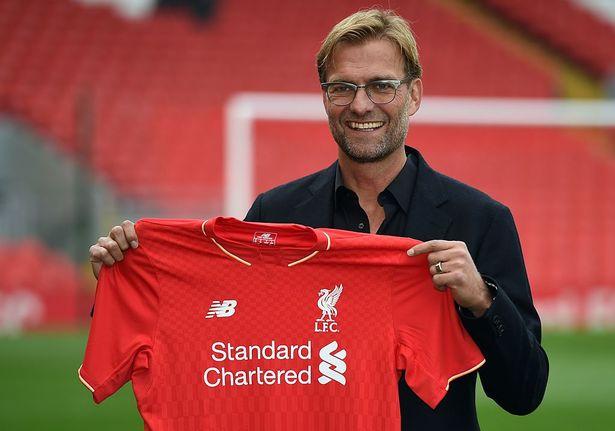Liverpool's appointed Jurgen Klopp as Brendan Rodgers' successor