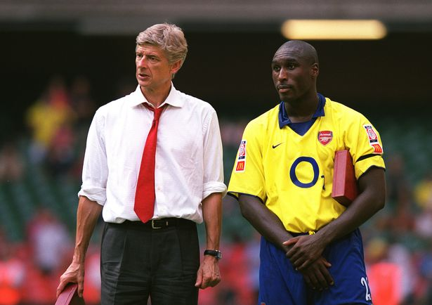 Sol Campbell once disappeared at half-time of Arsenal match - and wasn't found for four days