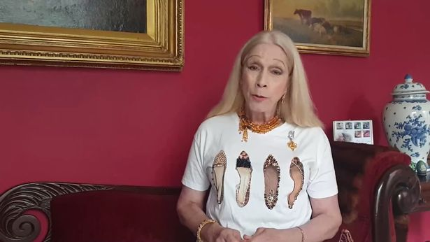 """Royal commentator, Lady C, found the booing at this year's NTAs """"very funny"""" and I did too"""