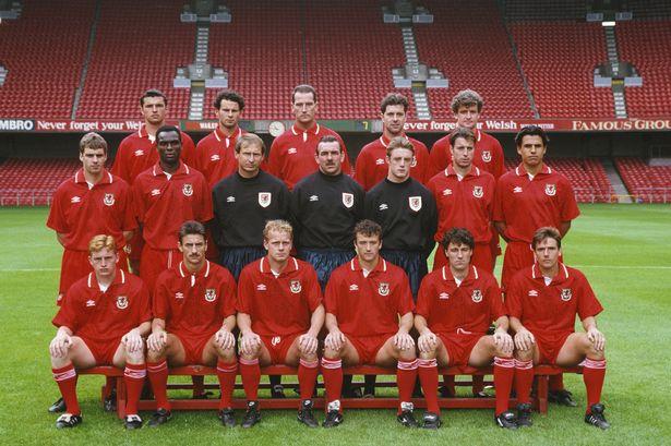 Aizelwood played alongside some true Wales greats