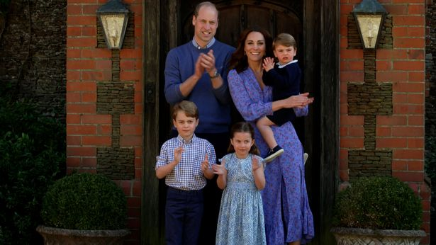 Kate and Prince William share three children together: George, Charlotte, and Louis
