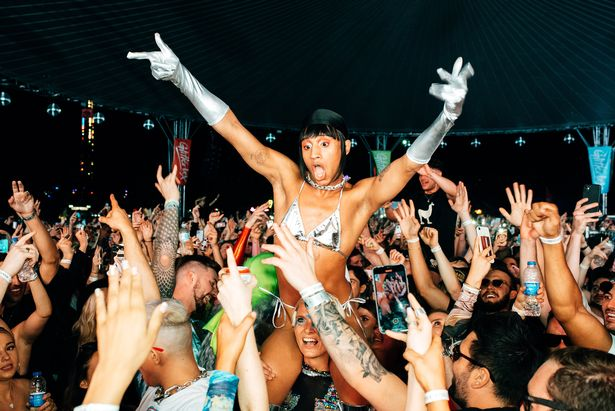 Its lineup stretches from house and techno all the way to grime, garage and drum and bass