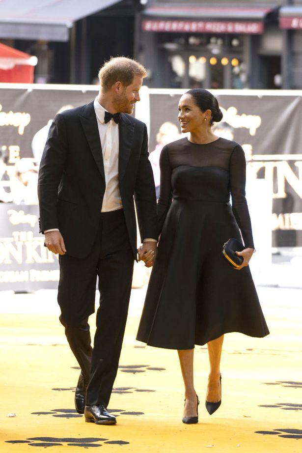 Prince Harry and Meghan moved away for a quieter life