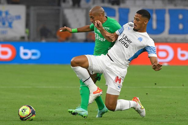 Saliba meanwhile has starred for Marseille in Ligue 1