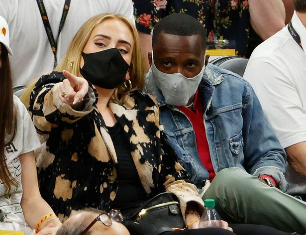 Adele is believed to be dating US sports agent Rich Paul
