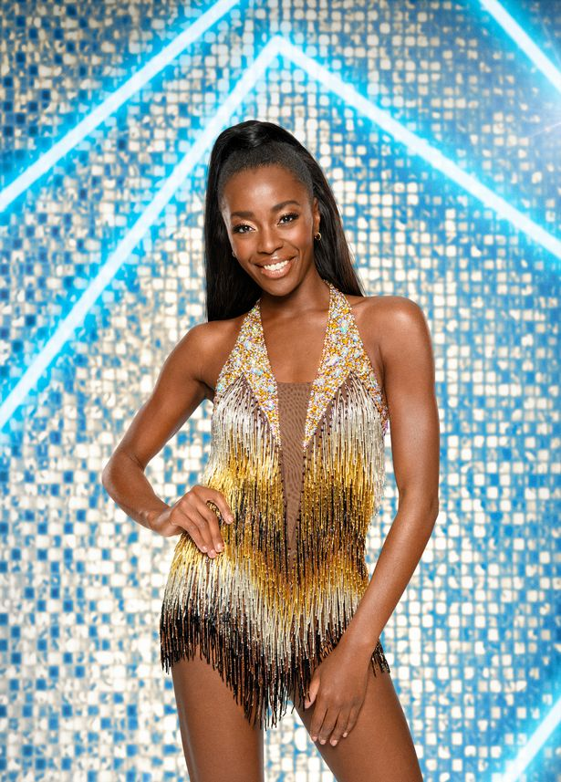 AJ Odudu is dancing on this year's Strictly with new pro Kai Widdrington
